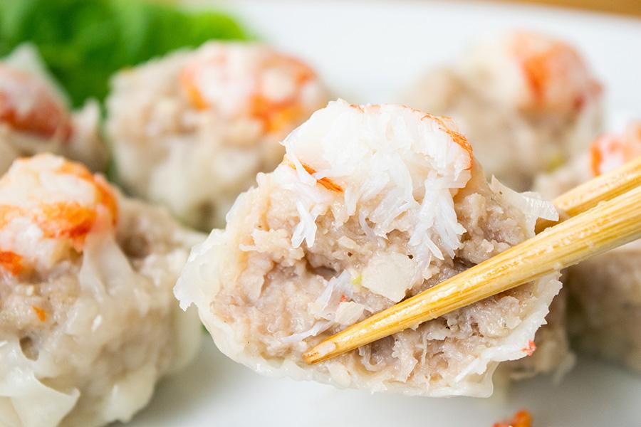 蟹シュウマイ